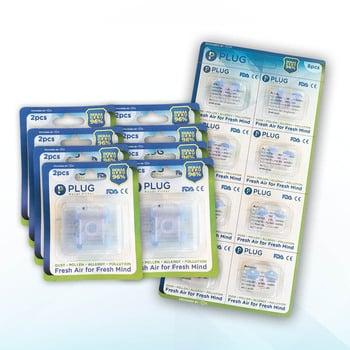 PLUG Nasal Filter Mix C 9 Pack  harga terbaik