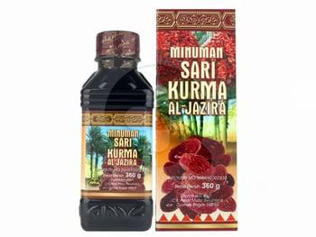 Al-Jazira Sari Kurma Sirup 360 g harga terbaik 20015