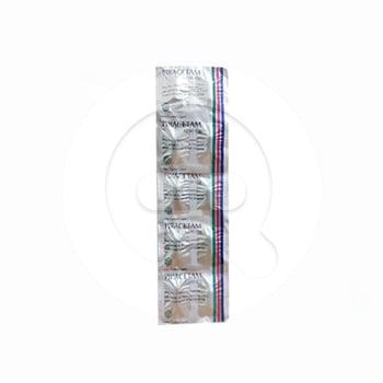 Piracetam Kaplet 1200 mg harga terbaik 18035