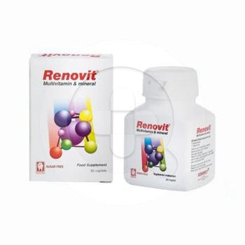 Renovit Kaplet (1 botol @ 30 Kaplet)