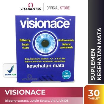 Vitabiotics Visionace Tablet  harga terbaik 388000