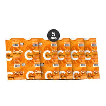 Xonce Kaplet 500 mg 1 Bulan  harga terbaik