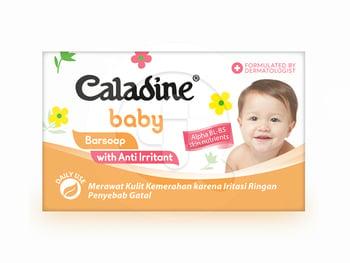 Caladine Baby Barsoap 85 g harga terbaik 13200