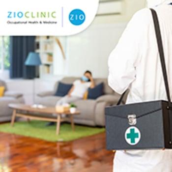 Home Care Rapid Swab Antigen Test COVID-19 di Zio Clinic Batam,Kepulauan Riau
