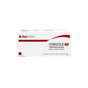 Vomizole Tablet adalah obat untuk luka yang timbul di dinding usus dua belas jari