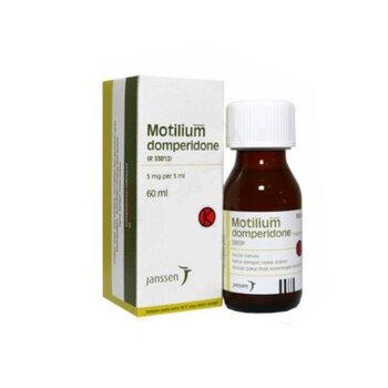 Motillium sirup adalah obat untuk mengatasi nyeri pada bagian perut atas, mual, dan muntah