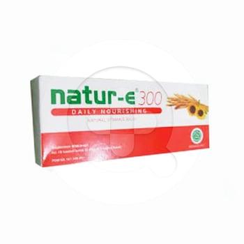 Natur-E Daily Nourishing Kapsul 300 IU  harga terbaik 36529