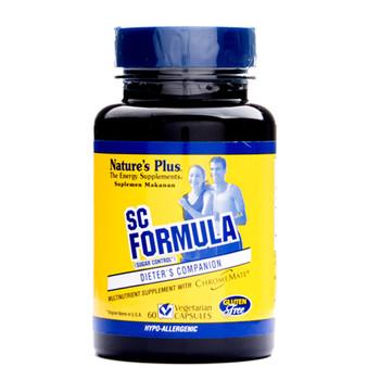 Nature's Plus SC Formula Kapsul  harga terbaik 424000