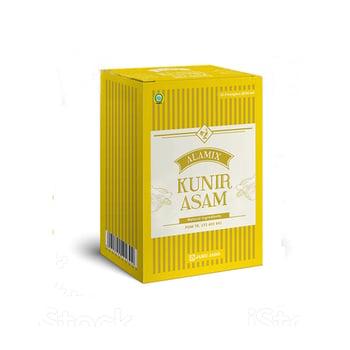 Alamix Kunir Asam Sachet  harga terbaik