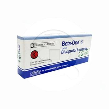 Beta One Tablet 5 mg  harga terbaik