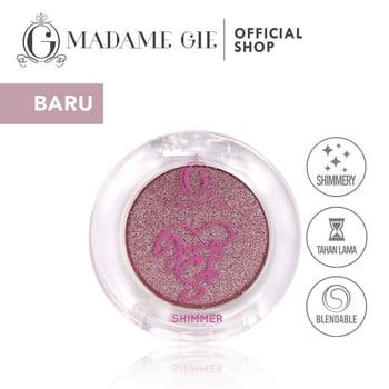 Madame Gie Going Solo Shimmery Pressed Eyeshadow 17 - Royale harga terbaik 16000