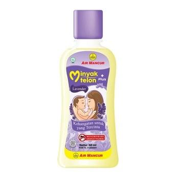 Air Mancur Minyak Telon Plus Lavender 60 mL harga terbaik