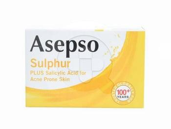 Sabun Asepso Sulphur 80 g