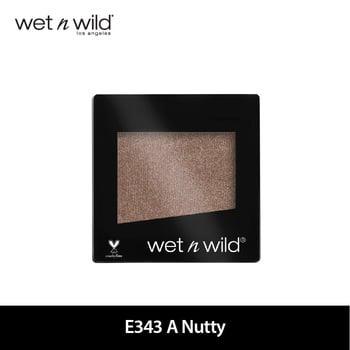 Wet N Wild Color Icon Eyeshadow Single E343 A Nutty harga terbaik 69000