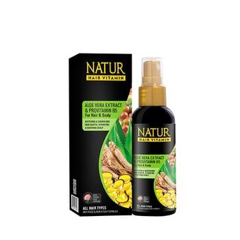 Natur Hair Vit Alovera Vit B5 80 mL