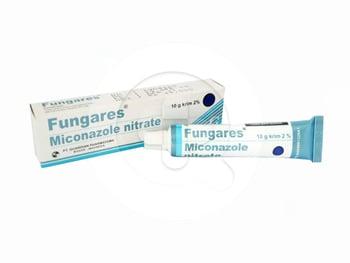 Fungares krim berguna untuk mengatasi infeksi jamur pada kulit, organ intim wanita, mulut, dan kuku