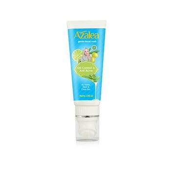 Azalea Face Wash Oil Control 100 mL