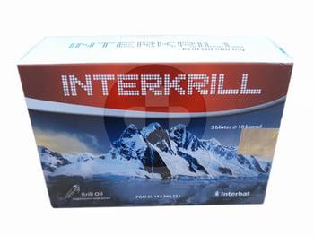 Interkrill Kapsul 500 mg  harga terbaik