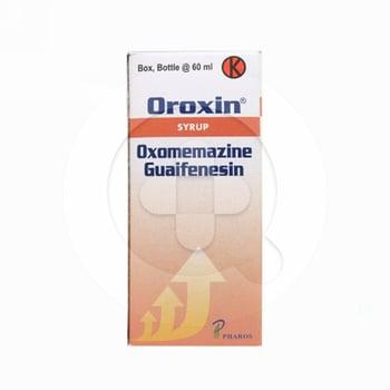 Oroxin sirup adalah obat untuk meringankan batuk berdahak yang disertai alergi