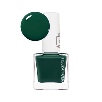 Holika Holika Piece Matching Nails Lacquer GR03 - Green Sweater harga terbaik 55000