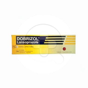 Dobrizol kapsul adalah obat untuk gangguan pencernaan akibat kelebihan asam lambung