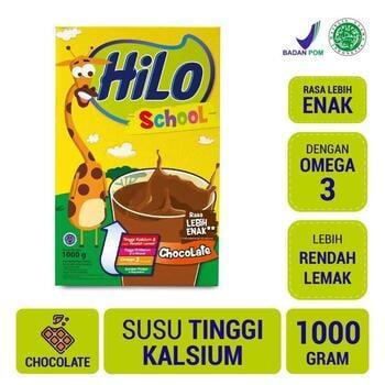 HiLo School Chocolate 1000 g harga terbaik 163700