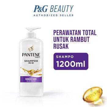 Pantene Shampoo Total Damage Care 1200 ml harga terbaik 119000