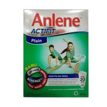 Anlene Actifit Plain 600 g harga terbaik