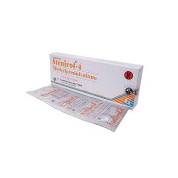 Stenirol tablet adalah obat yang digunakan untuk mengatasi peradangan seperti peradangan pada sendi.