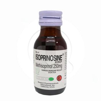 Isoprinosine sirup adalah imunomodulator untuk mengatasi infeksi virus