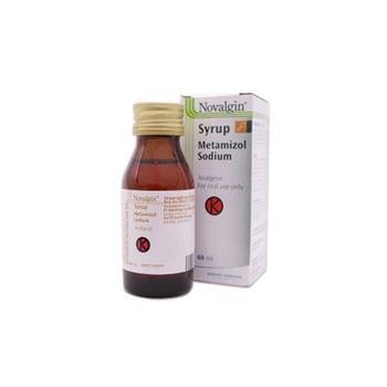 Novalgin digunakan untuk mengobati nyeri saat sakit kepala, sakit gigi, dan otot