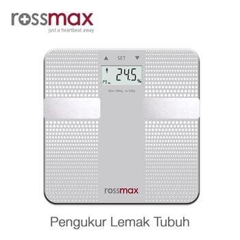Rossmax Timbangan Digital Pengukur Lemak WF260