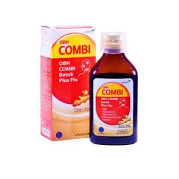 OBH Combi Batuk Plus Flu Rasa Madu Sirup 100 mL harga terbaik 17514