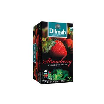 Dilmah Strawberry Tea  harga terbaik 74000