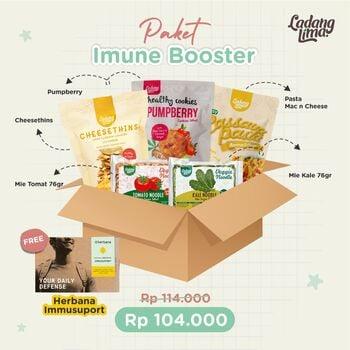 Ladang Lima - Paket Imune Booster harga terbaik 114000