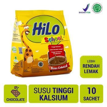 HiLo School Gusset Chocolate  harga terbaik 50100