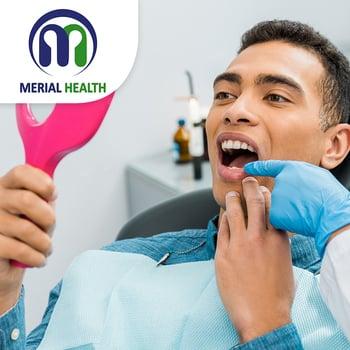 Bleaching Gigi per Rahang di Klinik Merial Health, Jakarta Timur