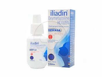 Iliadin nasal spray adalah obat untuk membantu mengatasi hidung tersumbat