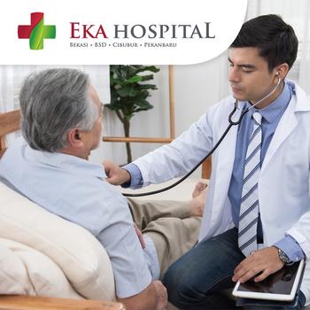 Paket Screening Aritmia di Eka Hospital,BSD, Cibubur,Bekasi