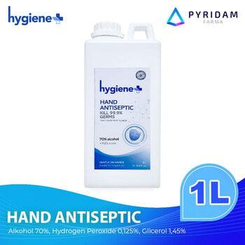 Hygiene+ Hand Antiseptic 1 Liter harga terbaik