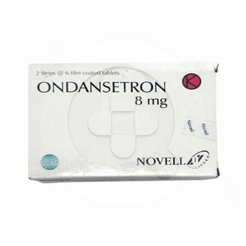 Ondansetron Novell 8 mg  harga terbaik