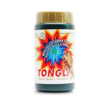 Borobudur Herbal Tongli Kapsul  harga terbaik 110000