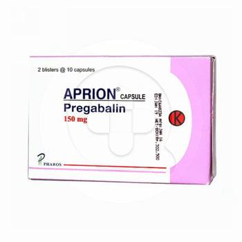 Aprion Kapsul 150 mg   harga terbaik