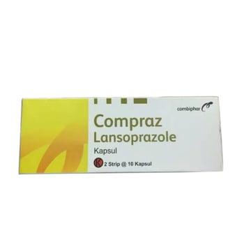Compraz tablet adalah obat untuk mengatasi produksi asam lambung yang berlebih.