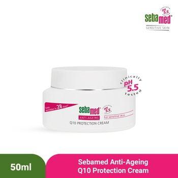 Sebamed Anti-Ageing Q10 Protection Cream harga terbaik 350000