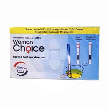 Woman Choice Strip with Urine Glass - 1 Pcs harga terbaik