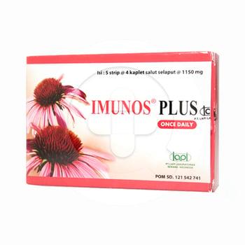 Imunos Plus Kaplet  harga terbaik 46839