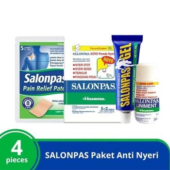 Salonpas Paket Anti Nyeri