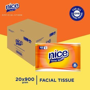Nice Tissue Wajah Kiloan 900 g x 20 Pcs  harga terbaik 793100