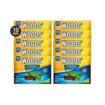 Woods Lozenges Original Family Pack  harga terbaik 52250